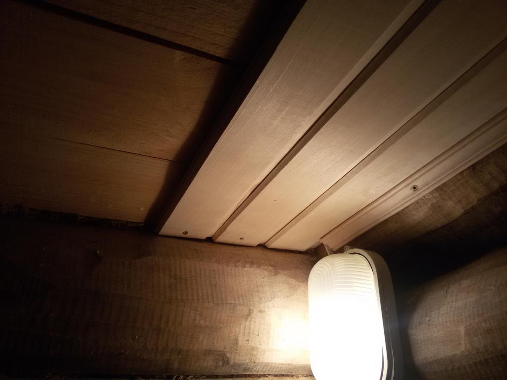 как утеплить потолок бани своими руками