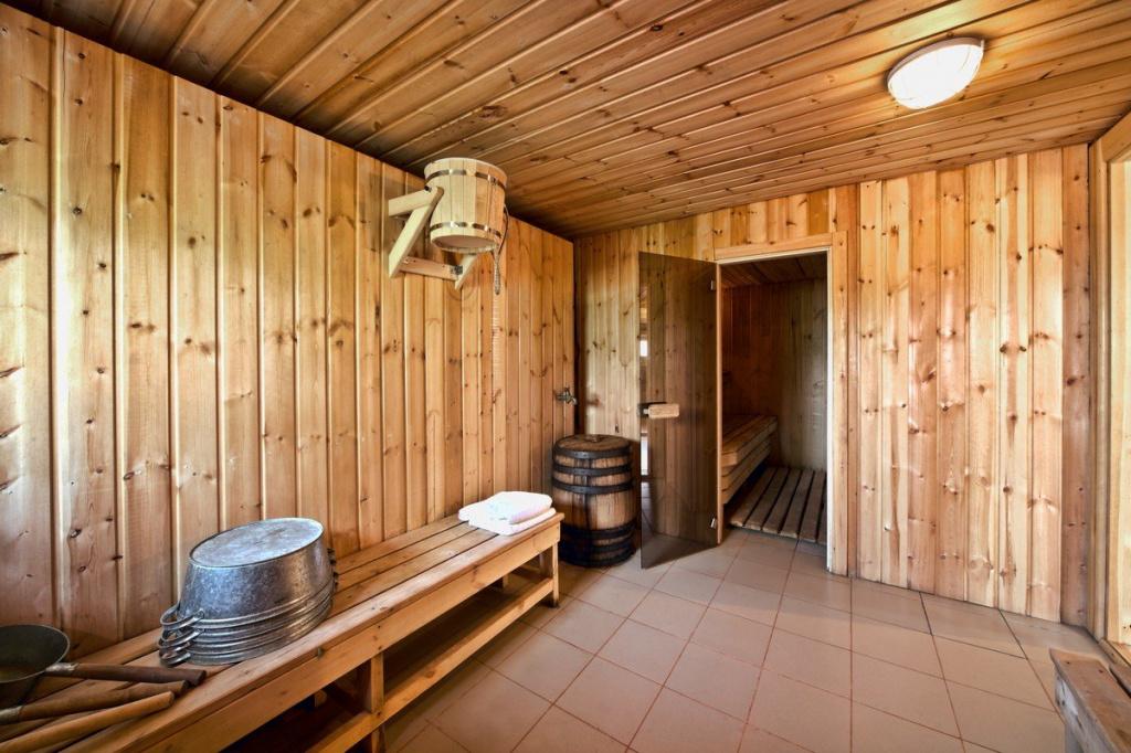 вентиляция в бане схема