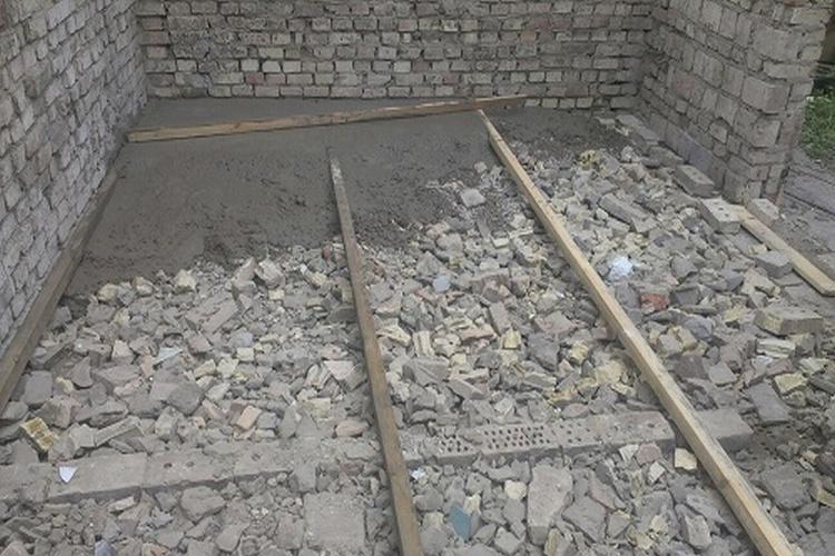 Прессуем бетон бетон строительный